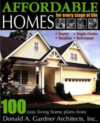 Affordable Homes for every stage of life - book cover