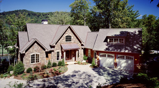 French Country House Plan | Two Staircases | Luxury Master