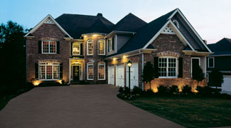 Two Story Brick Home Plans House Design Ideas