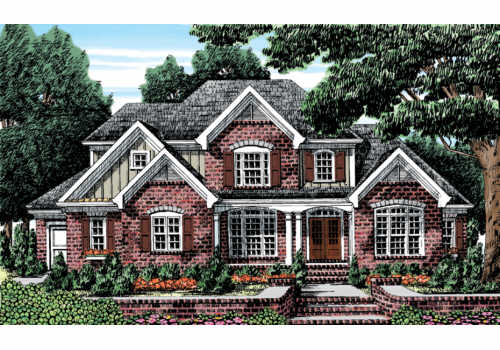 Frank betz associates inc the muirfield house plan for Frank betz house plans