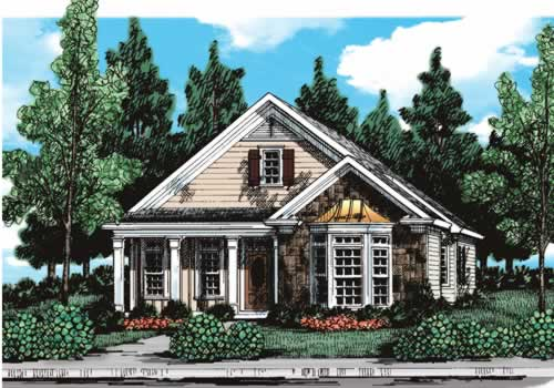 The thompson house plans first floor plan house plans by for Thompson house plans