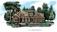 Frank betz associates inc the summerlake house plan for Summerlake house plan