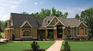 Nantahala Cottage Gable House Plan House Design Plans