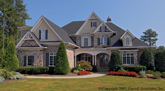 BRICK AND STONE COMBINATION HOME DESIGNS Home Floor Plans