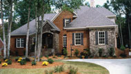 Larry e belk designs the montclair house plan ddwebddlb 35 11 for Larry e belk home designs