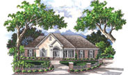 Larry e belk designs the tupelo house plan ddwebddlb 2623 for Larry e belk home designs