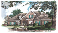 Larry e belk designs the monteagle house plan ddwebddlb 3619 for Larry e belk home designs