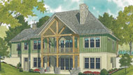 Living Concepts Home Planning The Barbarossa House Plan