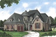 living concepts home planning the roxborough house plan