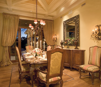 Designer dream homes dining room - Dining rooms direct ...