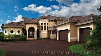 The gabriella w ddhds46 6961 sater design collection inc for Sater design homes for sale