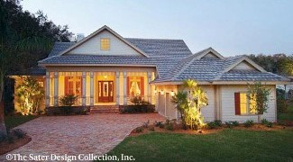 Craftsman Style Home brought to you by House Plans at Designs Direct