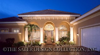 The kinsey w ddhds46 6756 sater design collection inc for Sater design homes for sale