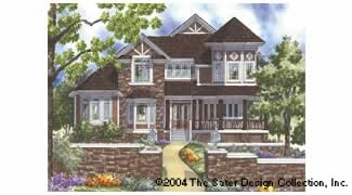 The weymouth inn w ddhds46 6850 sater design for Sater design homes for sale