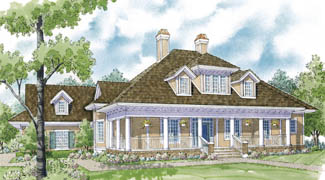 The cloverdale w ddhds46 7058 sater design collection for Sater design homes for sale