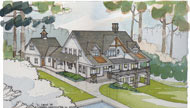 Visbeen architects the winhurst house plan ddwebddvb 9002 for Visbeen architects floor plans