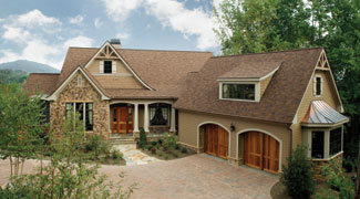 Photo tour donald a gardner architects inc the for Don gardner house plans with walkout basement