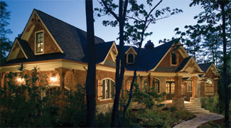 The Amicalola Cottage - Plan #:DDWEBDDGA-05168 - By:Garrell Associates