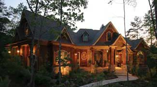 Mountain Cottage with Optional Bonus Room House Plan - 3183