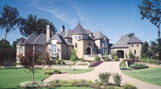 Photo tour larry e belk designs the la porte ouverte for Larry e belk home designs