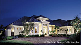 Amazing Sater Design Collection, Inc. The St. Regis Grand House Plan DDWEBDDDS 6916