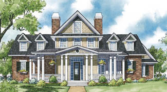 The brantley pines w ddhds46 7033 sater design for Sater design homes for sale