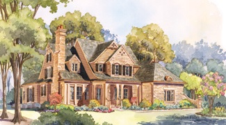 Stephen Fuller Craftsman Style House Plans